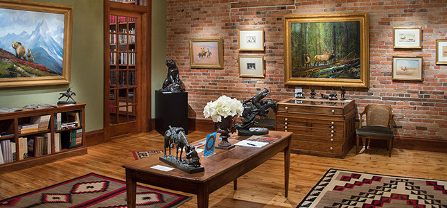 Thomas Nygard Gallery 19th and 20th Century American Art - Gallery
