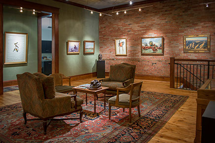 Thomas Nygard Gallery 19th and 20th Century American Art - Show Room