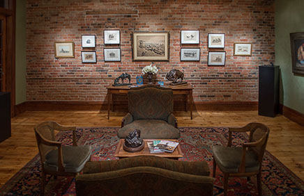 Thomas Nygard Gallery 19th and 20th Century American Art - Showroom 2